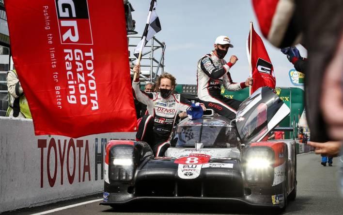 Ganadores Le Mans 2020