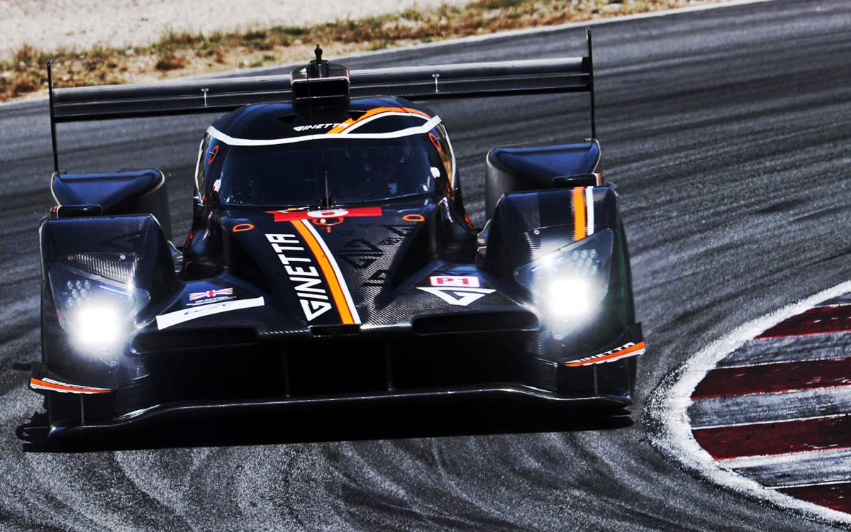 Ginetta Le Mans