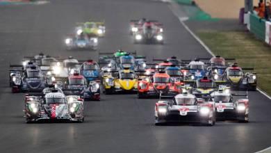 Largada Le Mans
