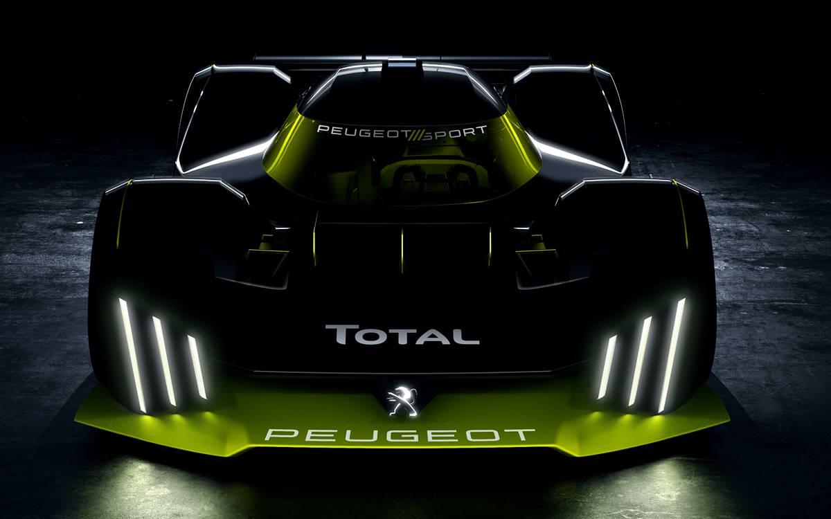 Peugeot Total Hypercar