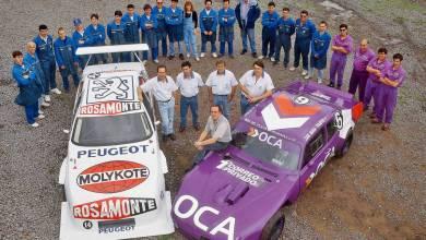 Photo of El Flaco Traverso y su súper equipo