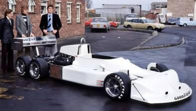 Photo of March 2-4-0: El Fórmula 1 de seis ruedas que no pudo ser