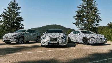 Photo of Mercedes-Benz confirma la expansión de su gama de vehículos eléctricos