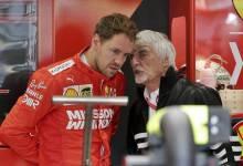 Photo of Bernie Ecclestone fue clave en el acuerdo entre Sebastian Vettel y Aston Martin