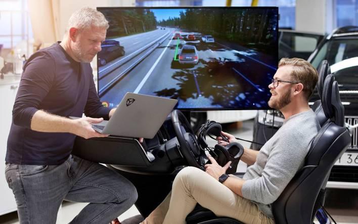 Volvo Simulator