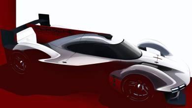 Porsche Le Mans LMDh