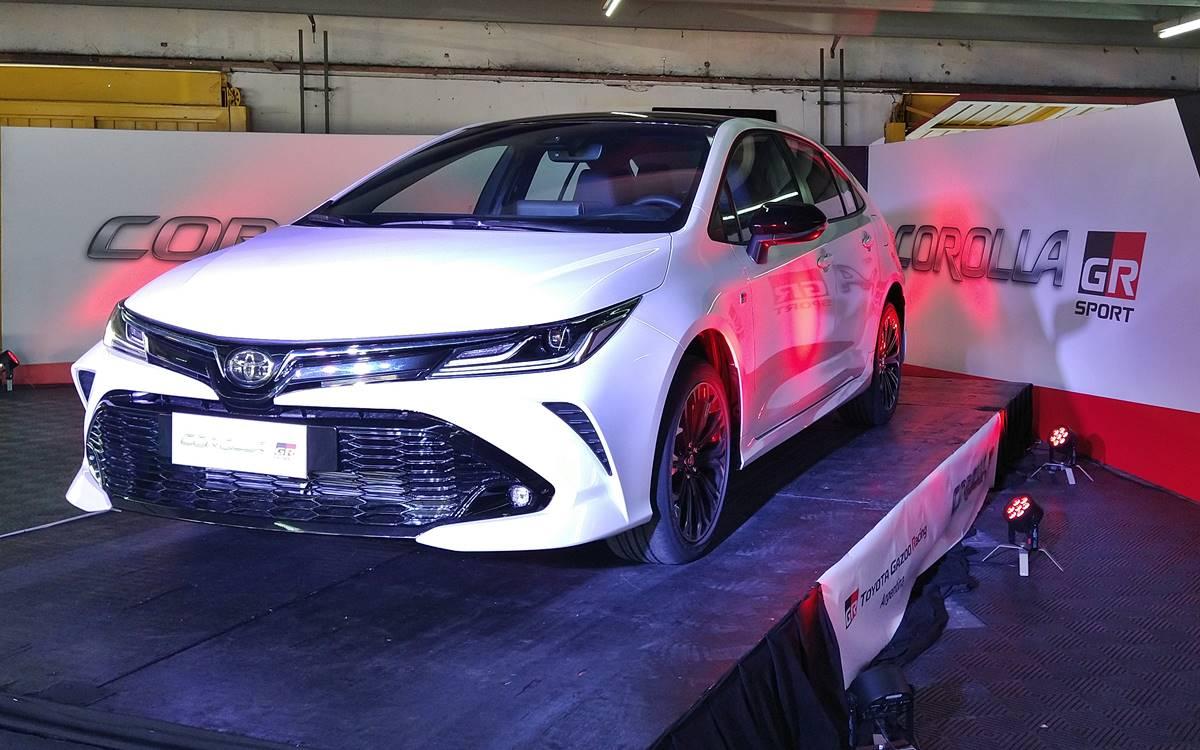 Toyota Corolla GR-S