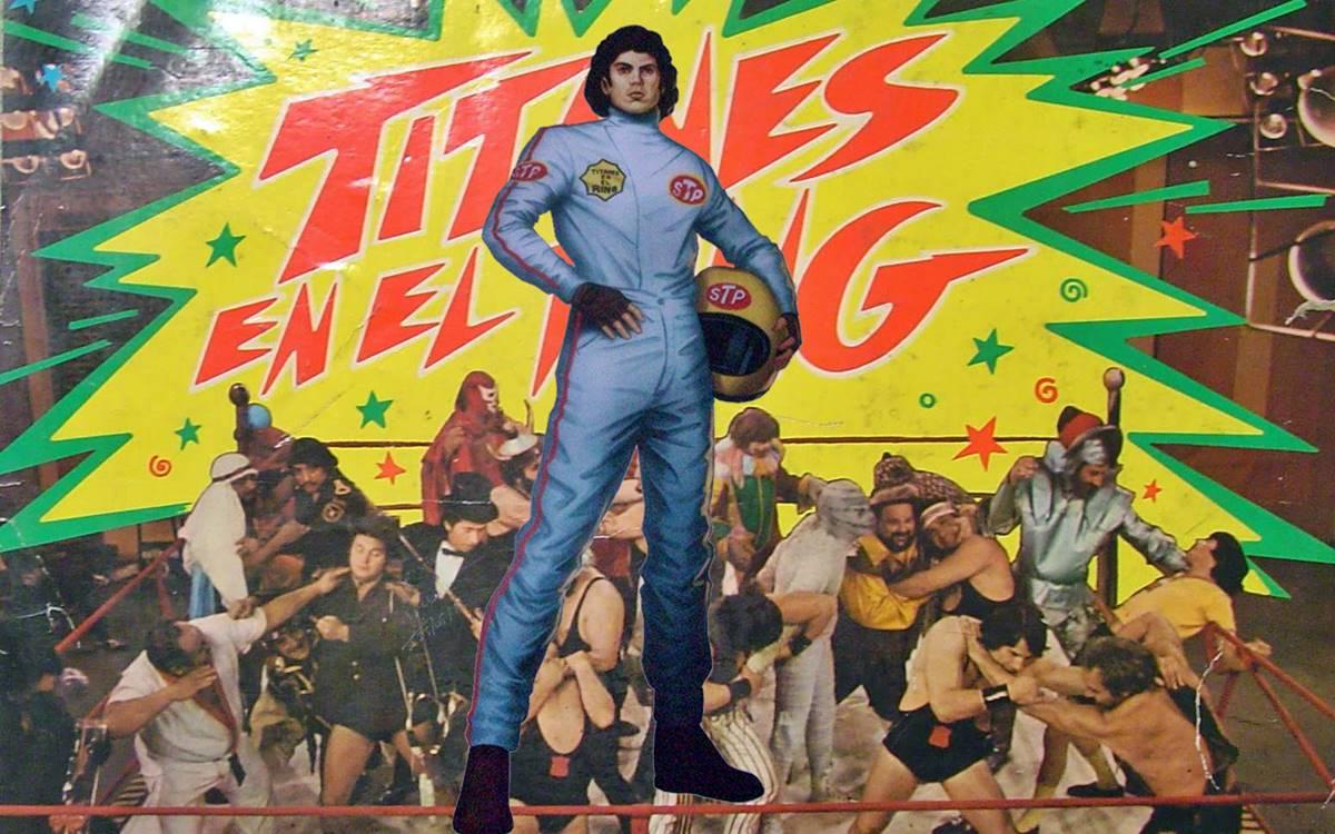 STP Titanes en el Ring