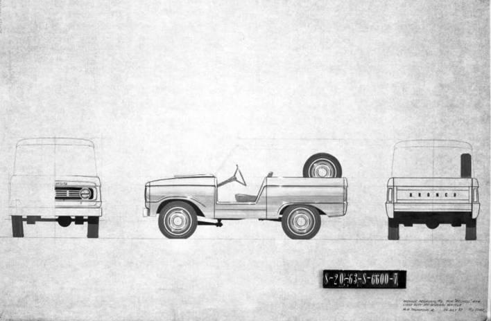 Bronco plano