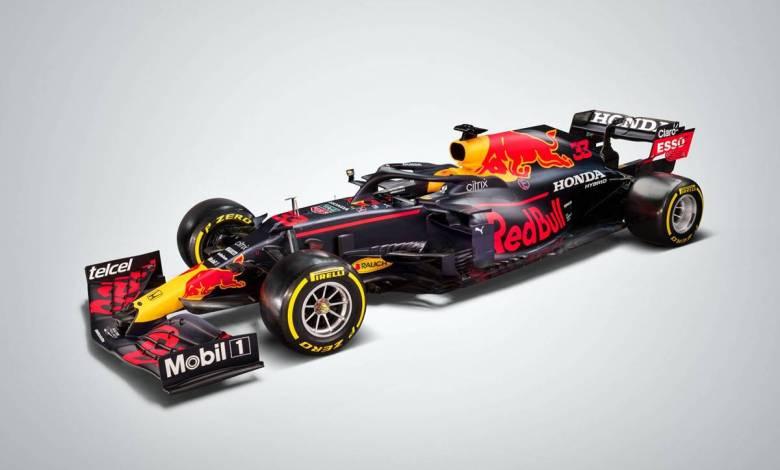 Red Bull RB16B-Honda