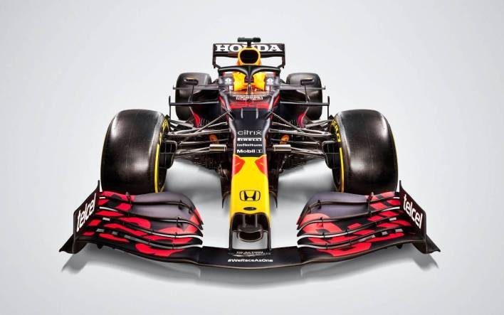 Red Bull RB16B-Honda