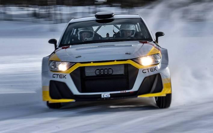 Audi A1 WRC