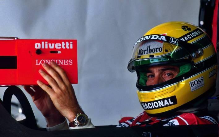 Ayrton Senna Phoenix 1991 2