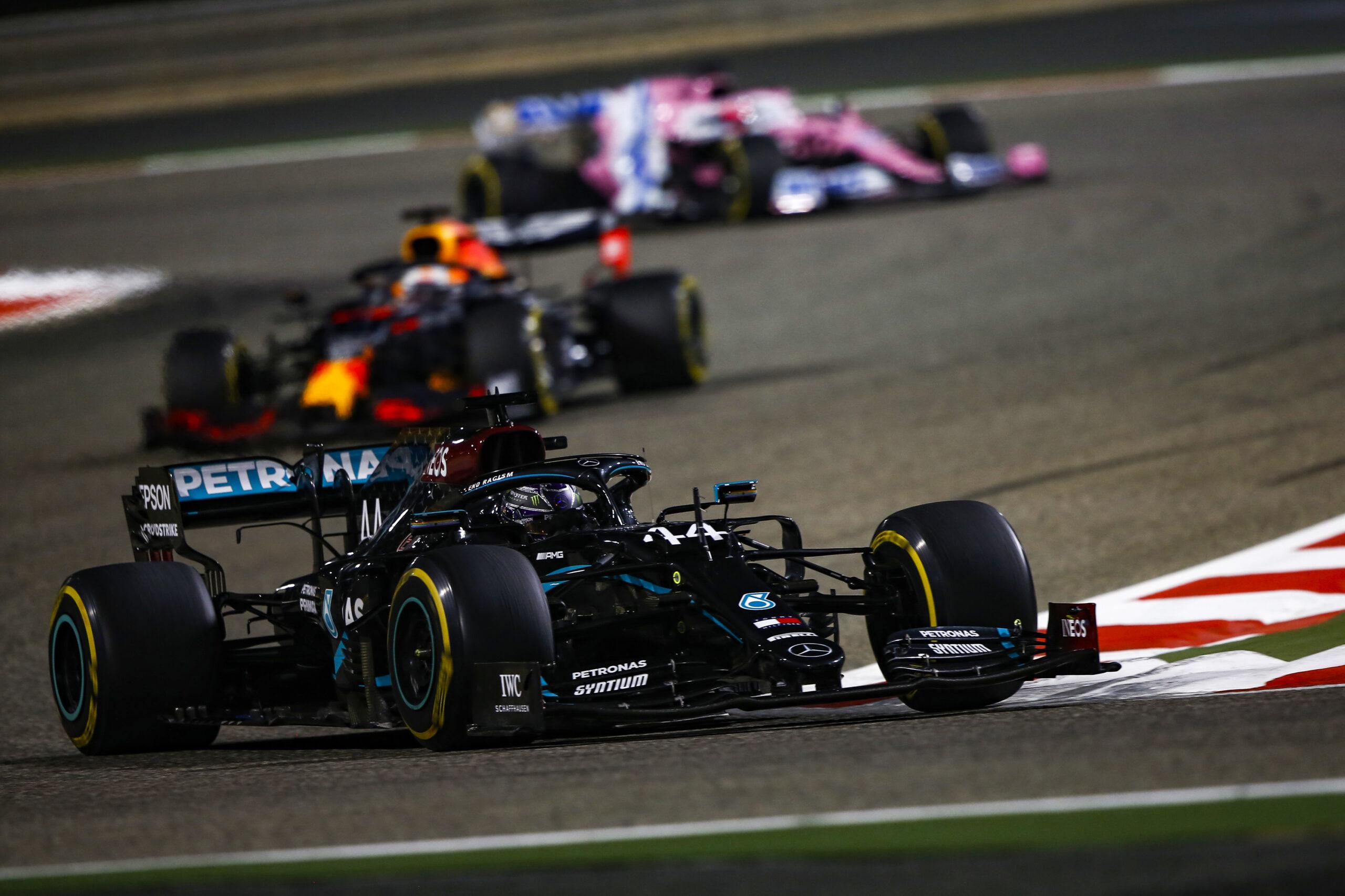 Lewis Hamilton GP Bahrain 2020