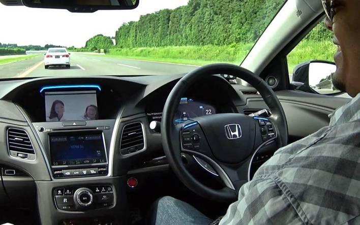 Autonomous Honda