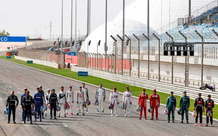 F1 Bahrain