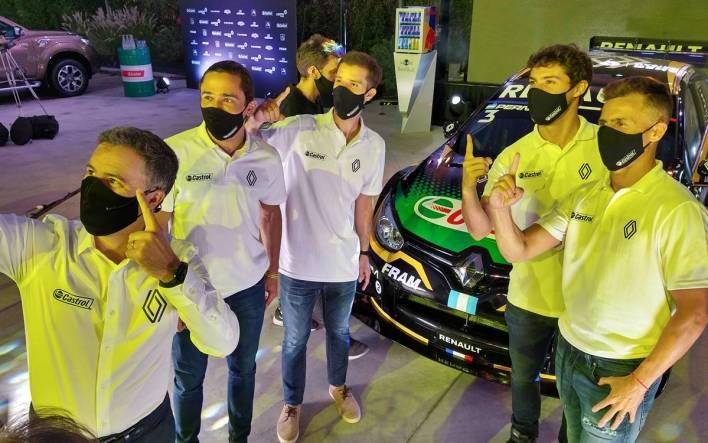 Renault Castrol Team