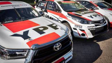 Toyota GAZOO Racing Argentina 2021