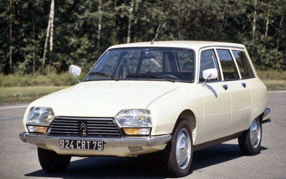 Citroën GS Break
