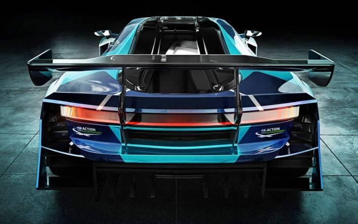 FIA GT Electric