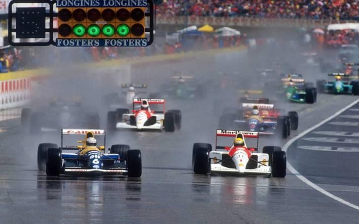 1991 San Marino GP 2