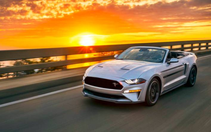 2019 Ford Mustang GT California Special