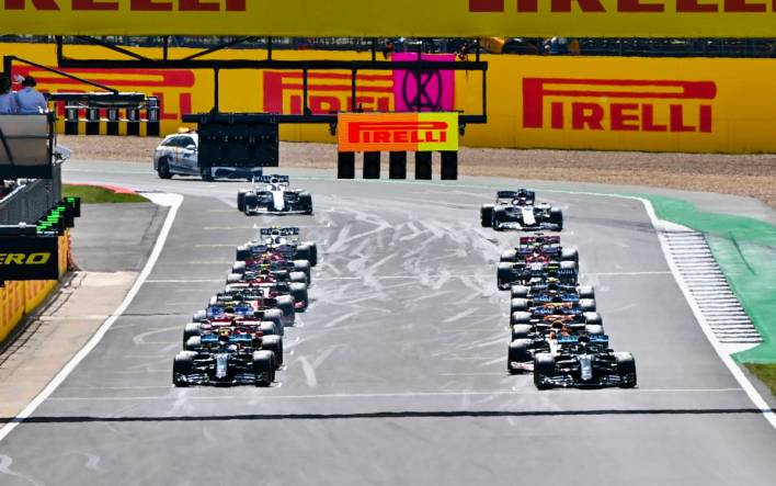 Gran Premio de Gran Bretaña 2020