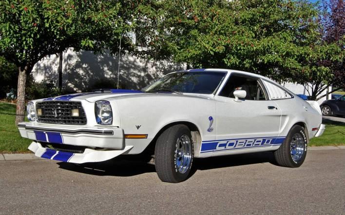 Mustang Cobra ll