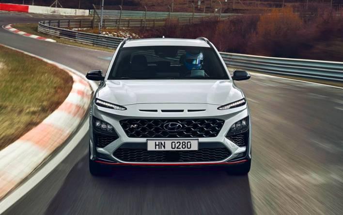New Hyundai Kona N