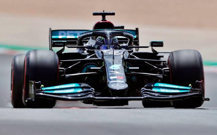 Lewis Hamilton Portugal 2021