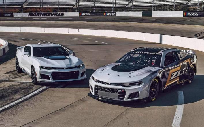 NASCAR Gen 7