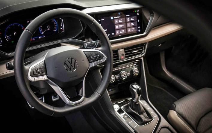 New VW Taos