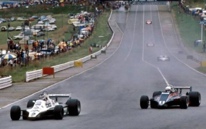 Carlos Reutemann Kyalami 1981