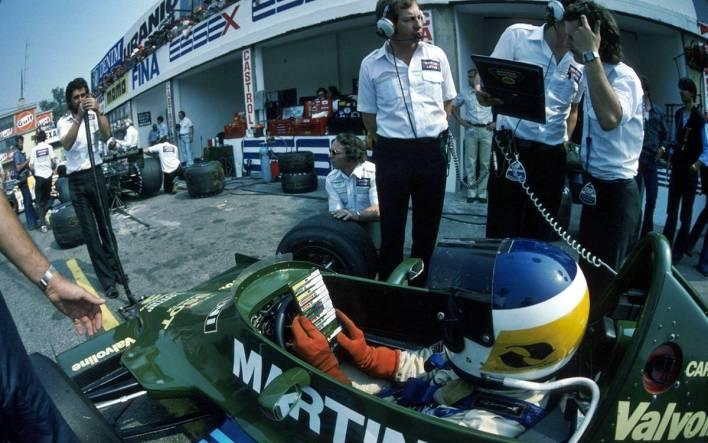 Carlos Reutemann Lotus