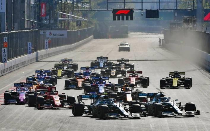 Gran Premio de Azerbaiyán 2019
