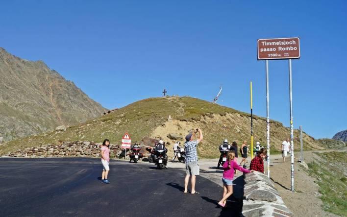 Rombo Pass