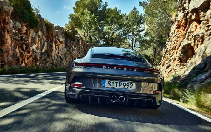 Porsche 911 GT3 with Touring pack