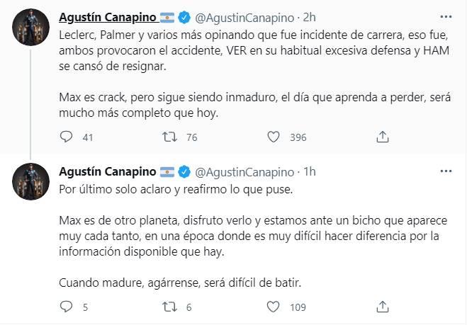 Agustin Canapino