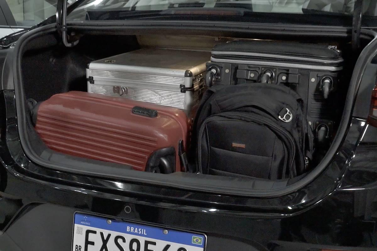 Chevrolet trunk