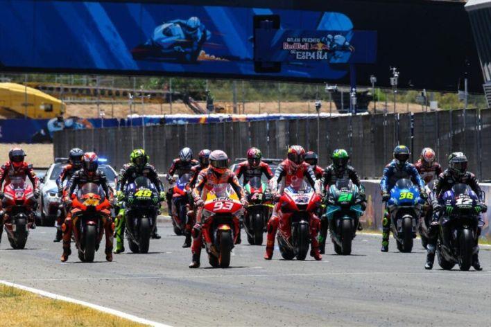 a MotoGP