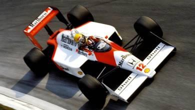Ayrton Senna McLaren 1988
