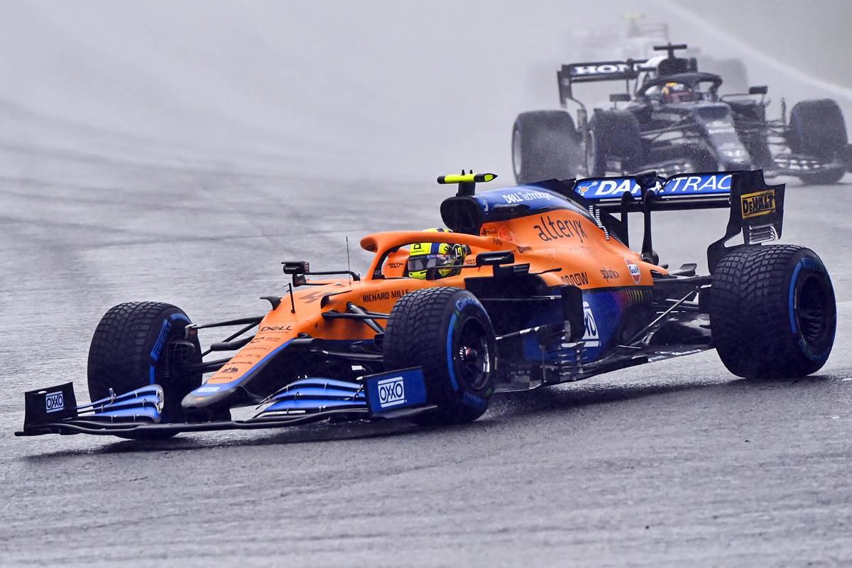 F1 Belgium 2021