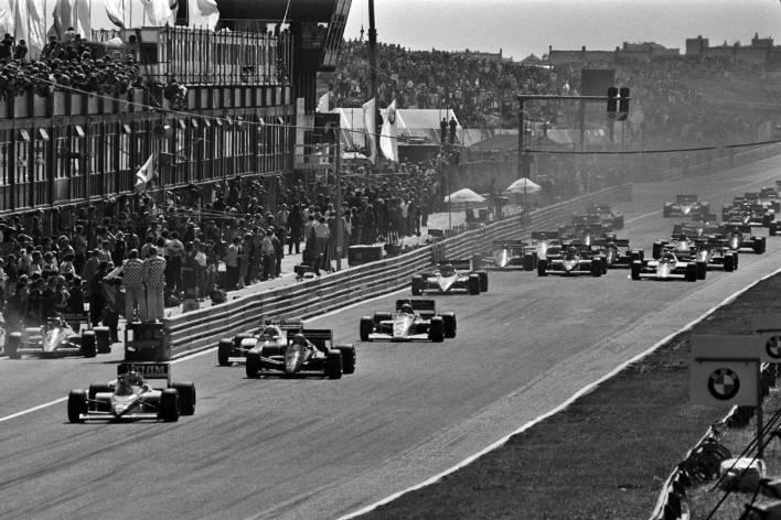 Gran Premio de Holanda 1985