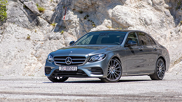 Mercedes-Benz E 220 d Edition 1