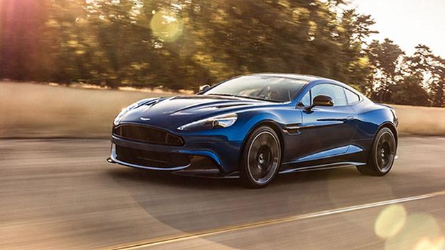 Aston Martin bi mogao lansirati električni sportski model
