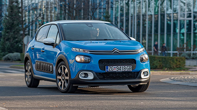 Citroën C3 1.6 BlueHDi Shine