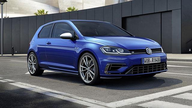 Volkswagen osvježio Golf R