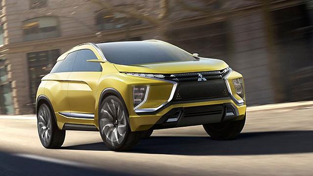 Mitsubishi sprema mali crossover B segmenta