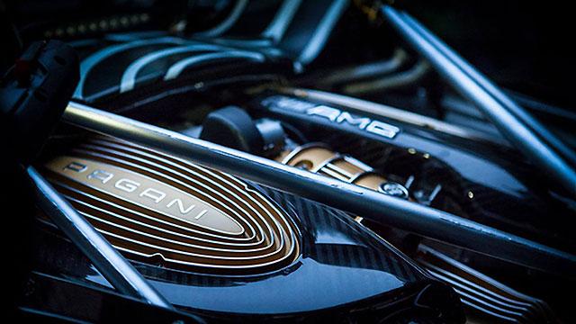 Pagani nastavlja s objavljivanjem najavnih teasera Huayre Roadster
