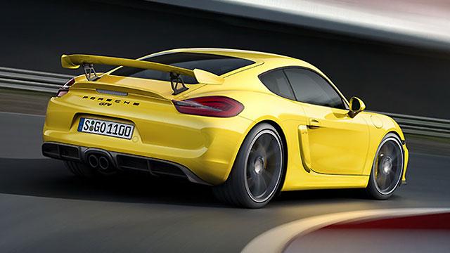 Porsche planira RS izvedbu 718 Caymana GT4
